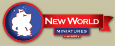 modellismo statico New World Miniature