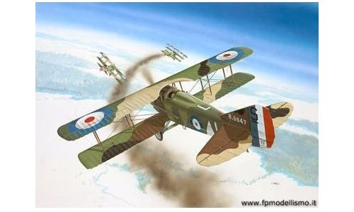 SPAD XIII C-1 1:72 Revell 04192 * EURO 7,50 in Kit ** Euro 27,50 Costruito (Iva Incl.)