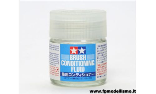 Brush Condintionig Fluid (23 ml) Tamiya 87181 * Euro 3,90 (Iva Incl.)