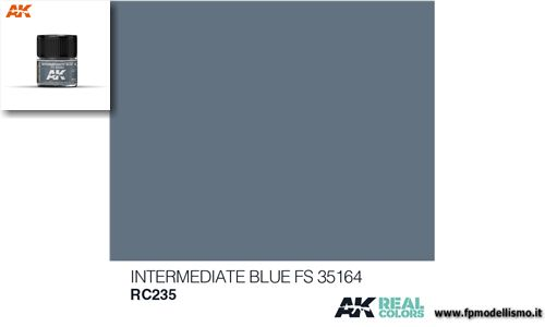 Colore Intermediate Blue FS 35164 RC235 AK 10ml * Euro 2,90 (iva incl.)