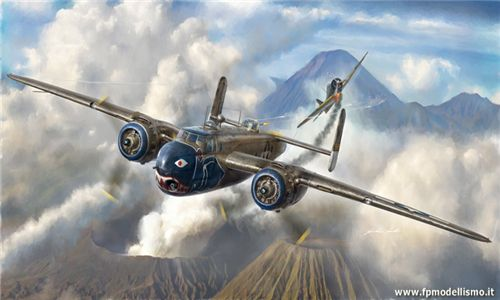 B-25G Mitchell in scala 1/48 IT2787 * * EURO 42,00 in Kit * Euro 102,00 Costruito (Iva Incl.)
