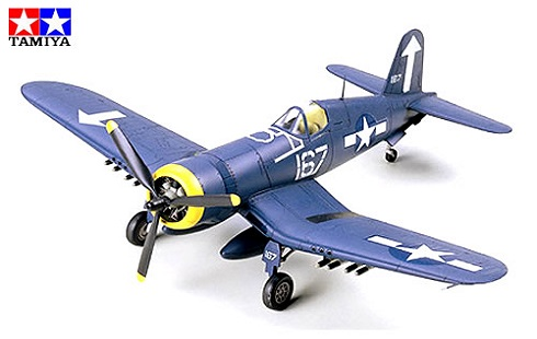 Vought F4U-1D Corsair in scala 1/72 Tamiya 60752 * EURO 21,50 in Kit * Euro 41,50 Costruito (Iva Incl.)
