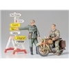 German Motorcycle Orderly Set 1/35 Tamiya 35241 * EURO 10,00 in Kit * Euro 25,00 Costruiti (Iva Incl.)