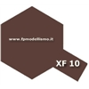 Colore XF10 Flat Brown Tamiya 10ml * Euro 2,60 (Iva Incl.) Disponibilit� 8