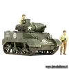 Carro armato US Howitzer Motor Carriage M8 -