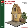 Diorama: VILLAGE HOUSE w/BASE 1:35 MiniArt 36031 * Euro 25,00 (Iva Incl.)
