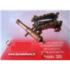 Cannone Decorato con Affusto mm.20 Amati 4160/20 * Euro 1,10 (Iva Incl.) Disponibilit� 10