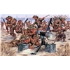 British Infantry 1:72 ITALERI 6056 * Euro 10,00 in kit * Euro 30,00 Costruiti (Iva Incl.)