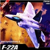 F-22A Raptor Air Dominance Fighter 1:72 Academy 12423 * Euro 19,90 (Iva Incl.)
