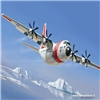 HC-130J U.S.Coast Guards 1:72 IT1348 * EURO 39,60 in Kit ** Euro 89,60 Costruito (Iva Incl.)