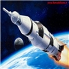 Apollo Saturn V in scala 1:144 Revell 04909 * EURO 39,00 in Kit ** Euro 99,00 Costruito (Iva Incl.)