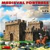 CASTELLO MEDIEVALE - Medieval Fortress 1:72 MiniArt 72004 * Euro 26,00 (Iva Incl.)