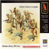 British Infantry Northern Africa 1941-43 in scala 1:35 MB3580 * Euro 15,00 (Iva Incl.)