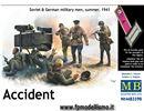 Accident in the Eastern Front, 1941 in scala 1:35 MB3590 * EURO 16,50 (Iva Incl.)