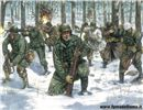 U.S.Infantry (Winter Unif.)in scala 1:72 Italeri 6133 * EURO 10,00 in Kit * Euro 30,00 Costruiti (Iva Incl.)
