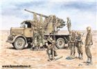 Autocannone Italiano 3RO with 90/53 AA Gun in scala 1:72 Italeri 7508 * EURO 15,50 in Kit * Euro 35,50 Costruiti (Iva Incl.)