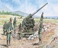 Obice Italiano 90/53 GUN with CREW in scala 1:72 ITALERI 6122 * EURO 10,00 in kit * Euro 30,00 Costruiti (Iva Incl.) Art. Temporaneamente NON Disponibile