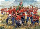 Guerre Coloniali: BRITISH INFANTRY in scala 1:72 Italeri 6050 * EURO 10,00 in Kit * Euro 30,00 Costruiti (Iva Incl.)