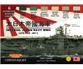 Set 6 Colori Lifecolor CS37 Japan Navy WWII Set 2 * EURO 18,50 (Iva Incl.)