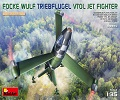 NEW! MiniArt 40009 Focke Wulf Triebflugel (VTOL) Jet Fighter in scala 1/34 MiniArt * EURO 49,00 in Kit ** EURO 149,00 Costruito (Iva Incl.)