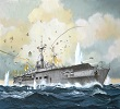 German Aircraft Carrier Graf Zeppelin 1/720 Revell 05164 * EURO 25,20 in Kit ** Euro 85,20 Costruita (Iva Incl.)