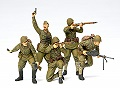 Russian Assault Infantry 1941-1942 1:35 Tamiya 35311 * EURO 16,00 in Kit * Euro 36,00 Costruiti (Iva Incl.)