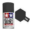 SPRAY Matt Black 100ml. Tamiya TS-6 * EURO 7,90 (Iva Incl.)