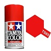 SPRAY ROSSO FERRARI 100 ml - TAMIYA * EURO 9,00 (Disponibilit� 1)