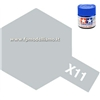 Colore Chrome Silver X11 Tamiya 10 ml * EURO 2,60 (Iva Incl.) Disponibilit� 7
