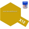 Colore Gold Leaf X12 Tamiya 10 ml * EURO 2,60 (Iva Incl.) Disponibilit� 4