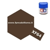 Colore Red Brown XF64 Tamiya 10 ml * EURO 2,60 Iva Incl.(Disponibilit� 6)