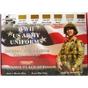 Set 6 Colori Lifecolor CS17 US Army WWII Uniforms * EURO 18,50 (Iva Incl.)