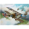 Sopwith F1 Camel 1:72 Revell4190 * EURO 7,50 in Kit ** Euro 27,50 Costruito (Iva Incl.)