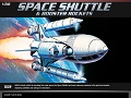 Space Shuttle/Booster Rockets 1:288 ACADEMY 1639 * EURO 8,50 in kit ** Euro 23,50 Costruito (Iva incl.)