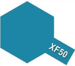 Colore Field Blue XF50 Tamiya 10 ml * EURO 2,60 Iva Incl. (Disponibilità 3)