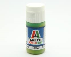 Colore Flat Light Green 20ML ITALERI 4309AP FS34230 * Euro 2,80 (Disponibilit� 4)