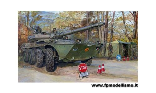 Blindato Italiano B1 Centauro AFV Late Version 3rd Series scala 1:35 TR00387 * Euro 38,60 in Kit ** Euro 78,60 Costruito (Iva Incl.) Art.Temporaneamente Non Disponibile
