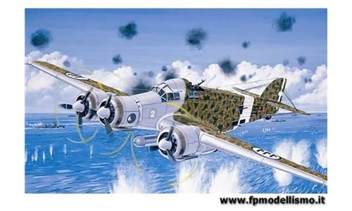 SM-79 SPARVIERO in scala 1/72 IT1290 * Euro 21,70 in Kit, Euro 71,70 Costruito (Iva Incl.)