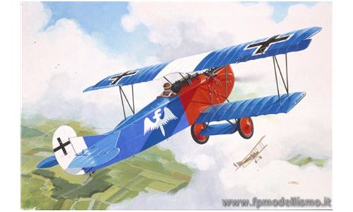 Fokker D VII 1:72 RE04194 * EURO 6,90 in kit * Euro 26,90 Costruito (Iva Incl.)