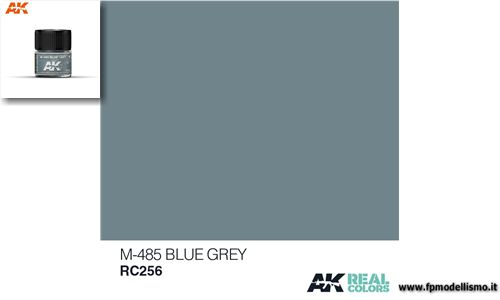 Colore M-485 Blue Grey  RC256 AK 10ml * Euro 2,90 (iva incl.)