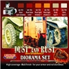 Set 6 colori Lifecolor CS10 per Diorama Dust And Rust