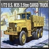 U.S. M35 2.5ton CARGO TRUCK 1:72 ACADEMY 13410 * Euro 10,50 (Iva Incl.)