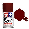 SPRAY Hull Red 100ml. Tamiya TS-33 * EURO 7,90 (Iva Incl.)