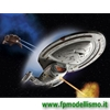 U.S.S. VOYAGER (Star Trek)- Revell 04801 * EURO 32,80 in Kit ** Euro 82,80 Costruito (Iva Incl.)