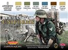 German WWII Uniform Set 1 6 colori CS04 Lifecolor * EURO 18,50 (Iva Incl.)